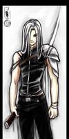 Sephiroth's Standing Ovation