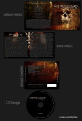 Within Chaos CD Packaging