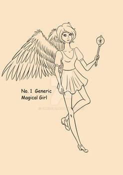 Generic Magical Girl