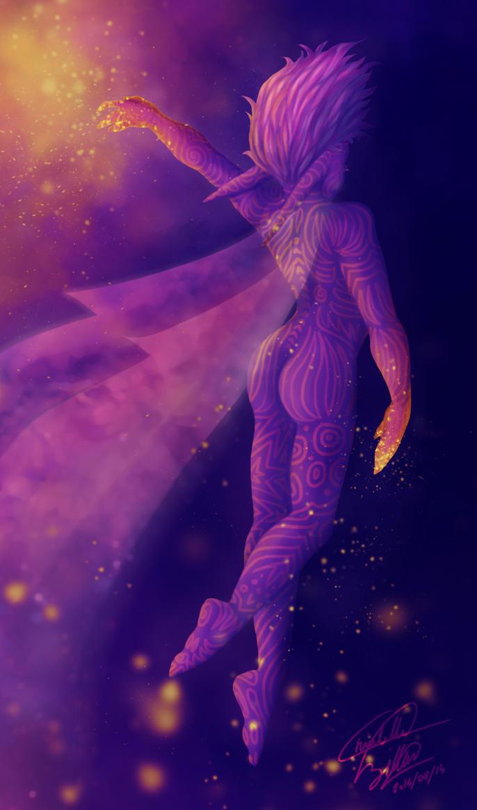Dark Fairy by demi-lune4