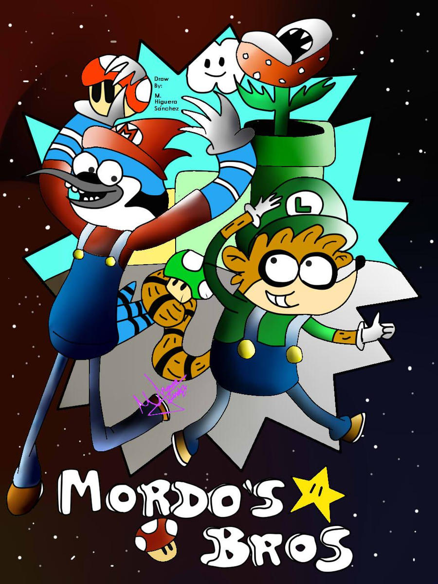 Mordo's Bros by FanChaosLevel3