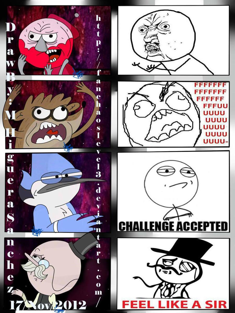 Regular Memes by FanChaosLevel3