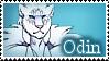 KoC Odin Stamp by TurquoiseWolfStar7
