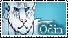 KoC Odin Stamp Ver 2 by TurquoiseWolfStar7