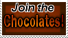 KoC Join the Chocolates Stamp by TurquoiseWolfStar7
