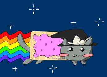 Marisa NyanCat by Marisa-Magic