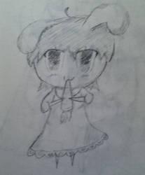 Usagi-Chan Sketch by Marisa-Magic