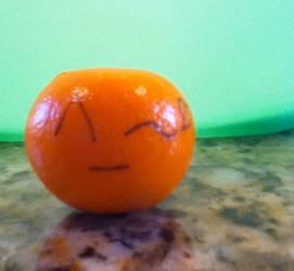 Orange Cutie by Marisa-Magic