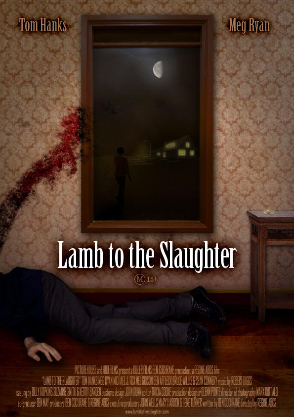 Lamb to the slaughter 5 paragraph essay