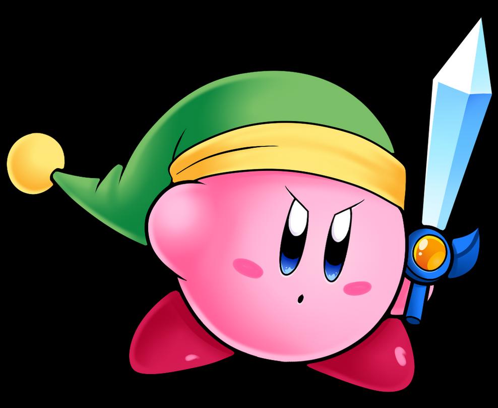Sword Kirby! by NintendoFan1900 on DeviantArt