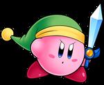 Sword Kirby!