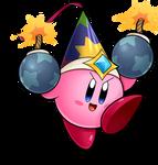 Bomb Kirby!