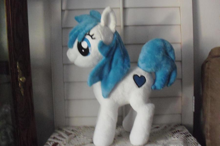 Custom My little Pony by CINNAMON-STITCH