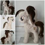 My Little Pony OC Plushie Commission