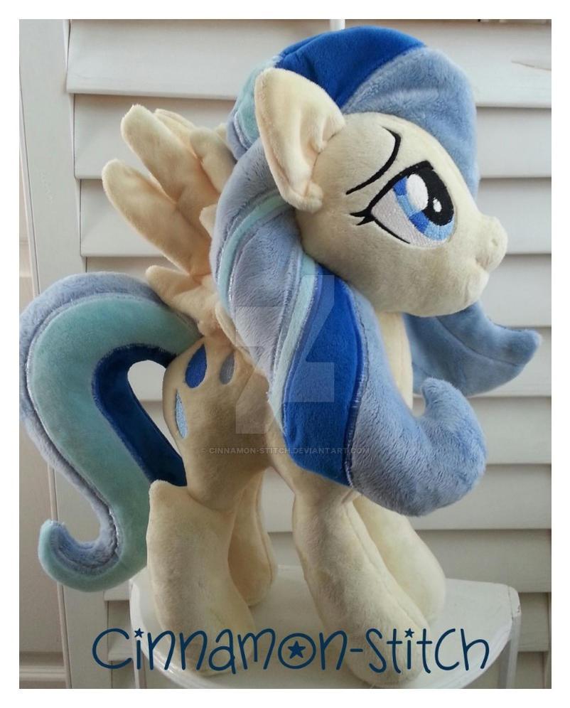 My little pony Sunshower Plush by CINNAMONSTITCH on DeviantArt # Sunshower Pony_154015