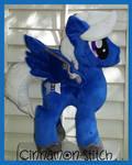 My Little pony Plushie Commissio OC  Psygriffio