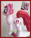 Mlp Plush Commission CAYENNE