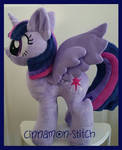 mlp Twilight Sparkle Plushie AVAILABLE TODAY