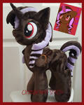 mlp plushie commission CAMI