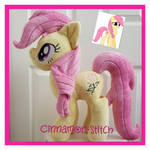 mlp plushie commission OC STARRY