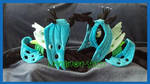 mlp plushie commission Queen Chrysalis x2
