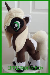 mlp plushie commission OC Sweetheart