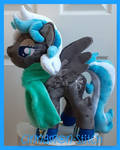 mlp plushie commissions KYUFLAKE by CINNAMON-STITCH