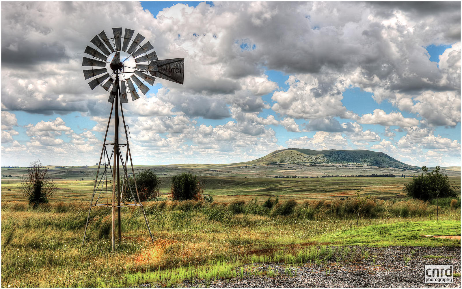 Die Windpomp by cnrd