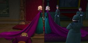 Elsa's cat walk