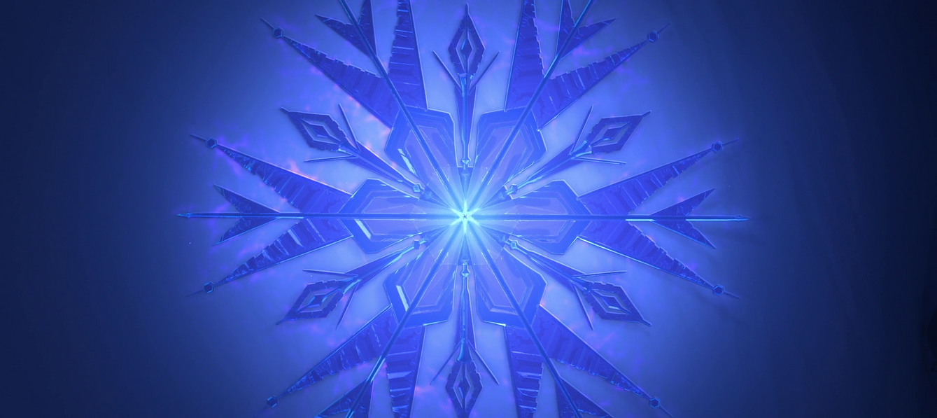 snowflake from disney s frozen by televue on deviantart