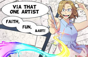 Via's Banner by viathatoneartist