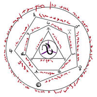 Summoning Glyphs: Robinton by pantherdragon3751