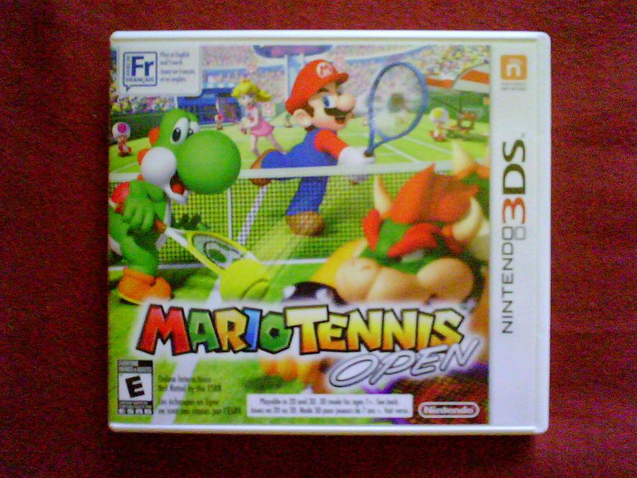 A New Season of Mario Tennis by shnoogums5060