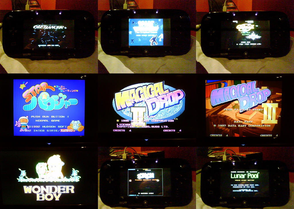 Wii Mode's Virtual Console Jackpot by shnoogums5060