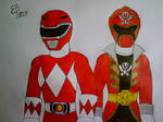 From Mighty Morphin To Super Megaforce