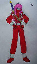 Shogoku Yoshihiro's Ninja Outfit by shnoogums5060