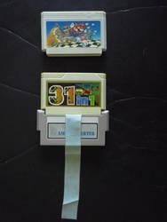 Two Interesting Famicom Carts