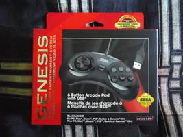 The Better Genesis Mini Controller