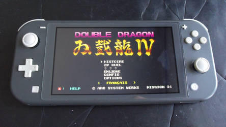 The True 4th Double Dragon