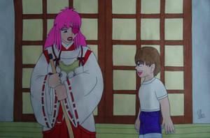 Eli Finally Meets Shogoku