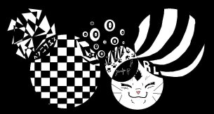 Black and White by Animezgurl358321