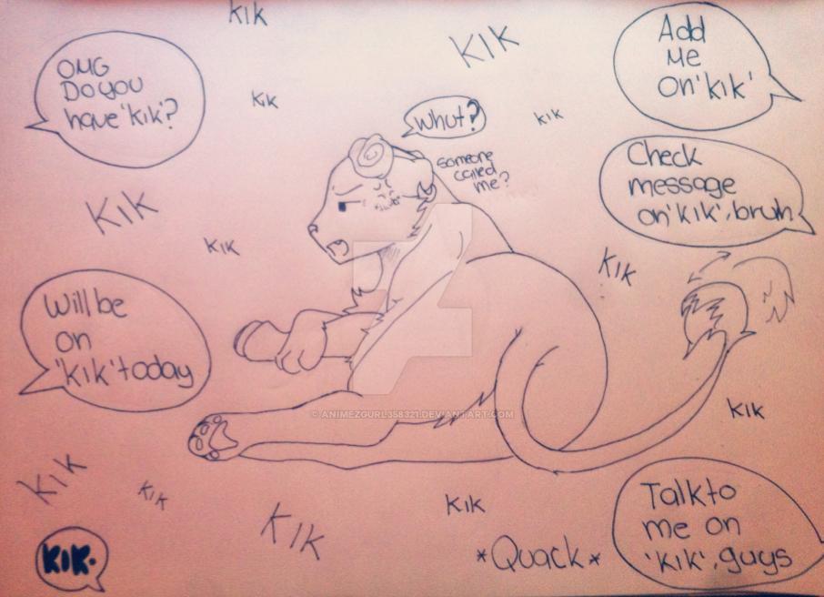 K I K * by Animezgurl358321