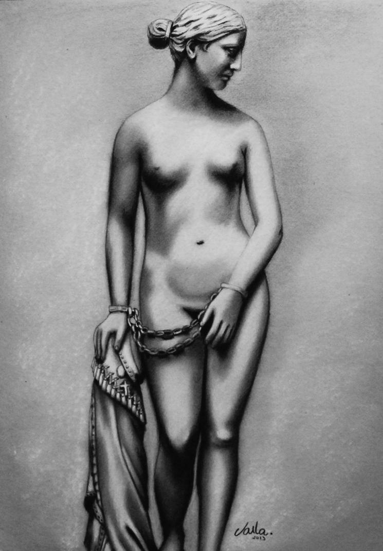 The Greek Slave by CarlaTeresa