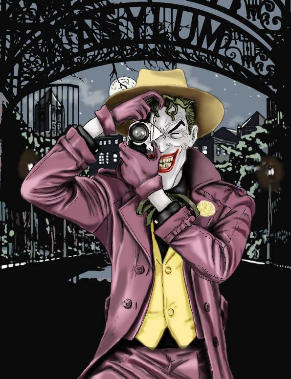 Joker by CarlaTeresa