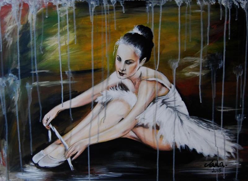 Walking In My Shoes by CarlaTeresa