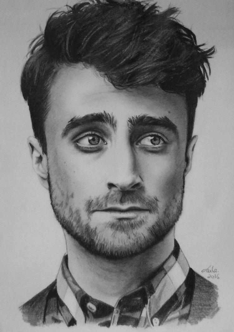 Daniel Radcliffe by CarlaTeresa