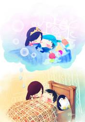 Sleeping Prince by IngridTan