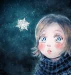 Snowflake by IngridTan