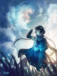 Cloud Bearer by IngridTan
