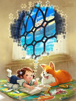 Puzzles of Imagination